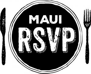 MAui RSVP Logo