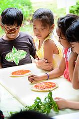 Pizza Day at the Kihei Elementary School Garden