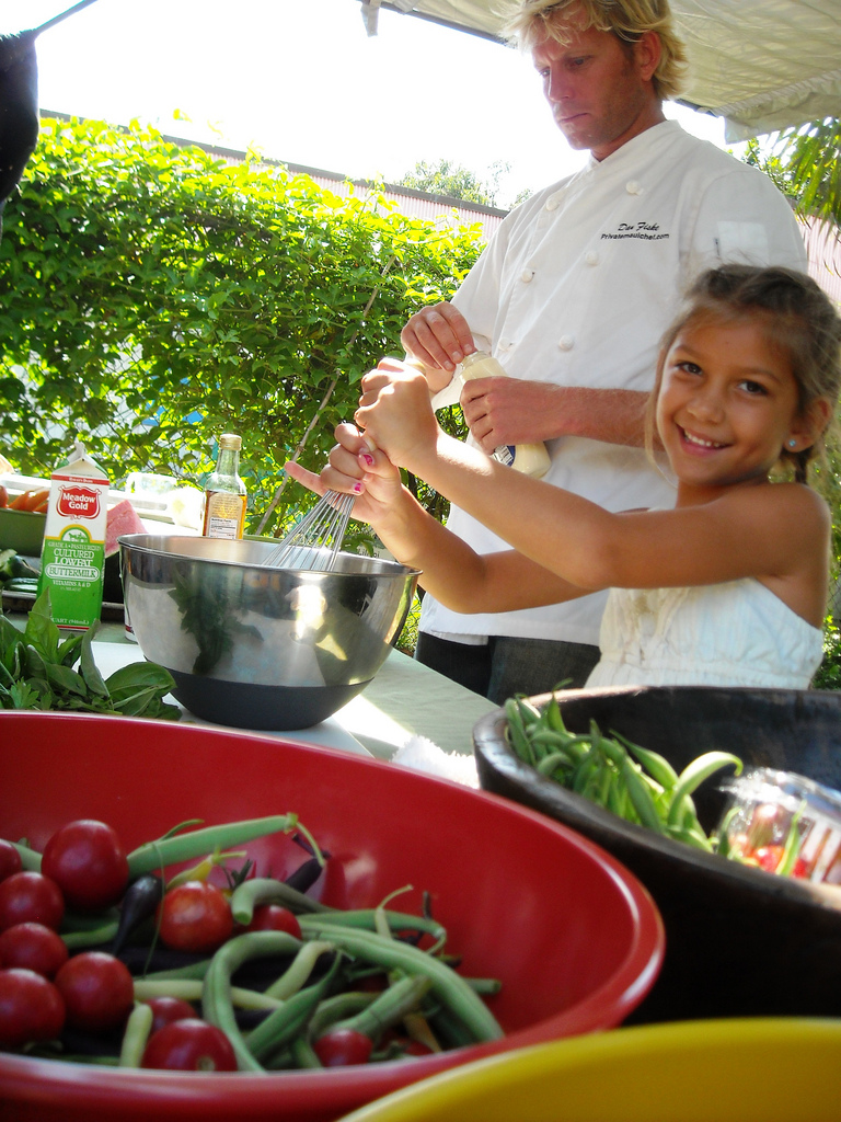 YMCA Camp Nalu — For The Love of Food