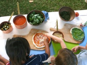 kihei elementary school garden harvest party 2012