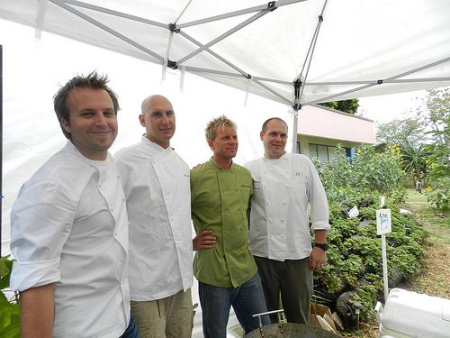 Wailea Chefs Grow Some Good