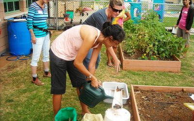 Sept. 22 Workshops: Youth Gardens as Classrooms