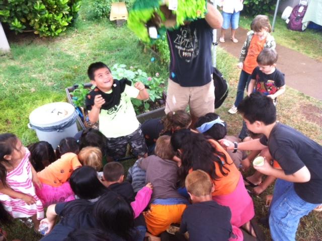 Wailuku Elementary Gardeners Share Cinco de Mayo Recipes
