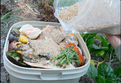 RSVP: Bokashi Composting Workshop This Saturday, Sept. 13