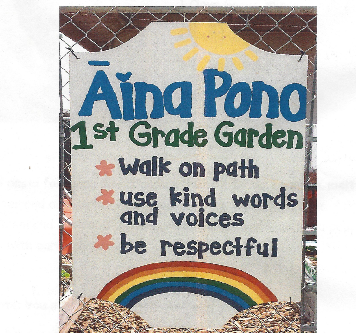My First Grade Garden Recipe Book