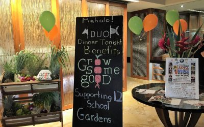 Jazzing it Up at DUO Restaurant to Support Grow Some Good